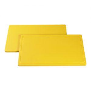 Snijplank geel