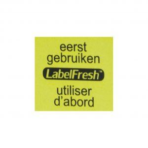 EASY eerst gebruiken etiket