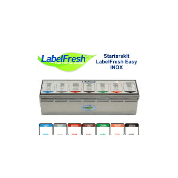 LabelFresh Easy starterkid