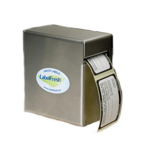 Single dispenser RVS